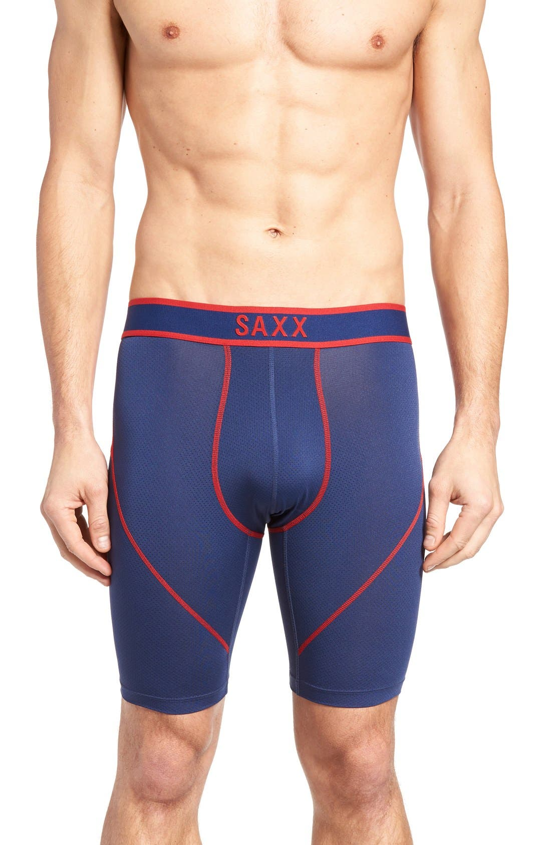 SAXX 'Kinetic' Stretch Boxer Briefs