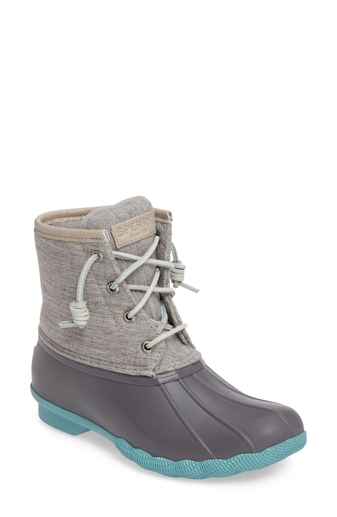Alternate Image 1 Selected - Sperry 'Saltwater' Duck Boot (Women)