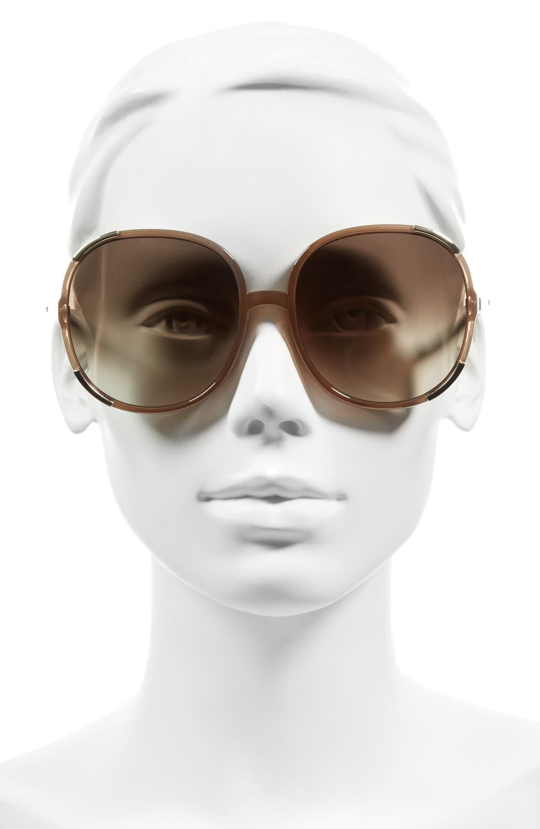 Alternate Image 2  - Chloé Myrte 61mm Sunglasses