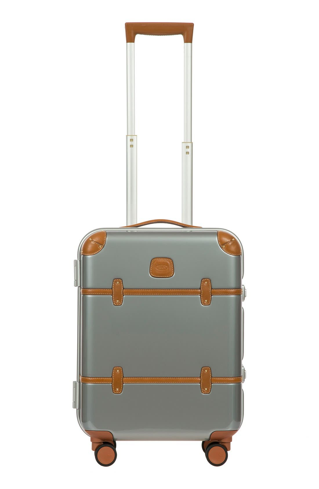 BRIC'S Bellagio Metallo 2.0 21-Inch Rolling Carry-On