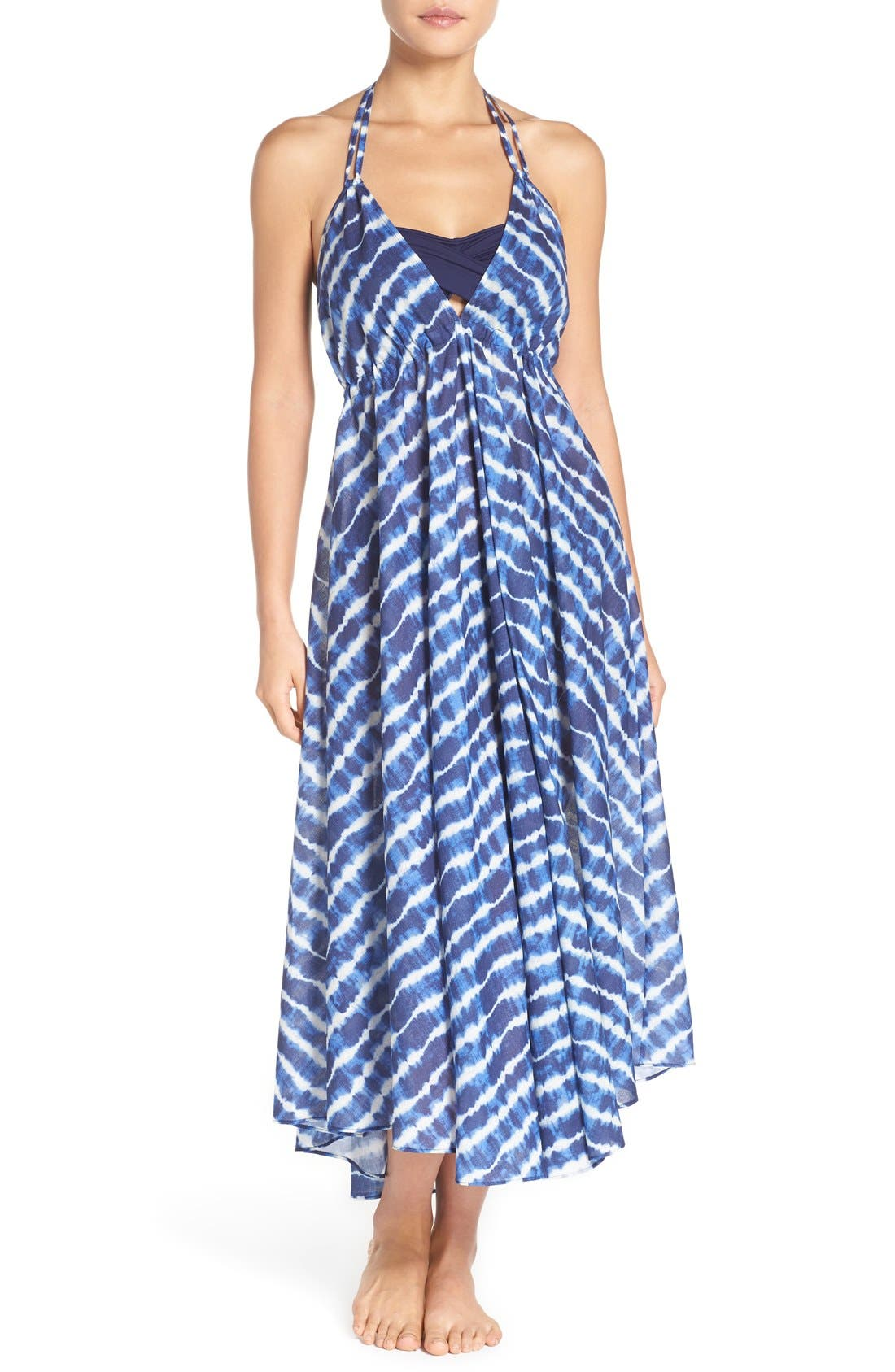 Tory Burch Tie Dye Cover-Up Dress