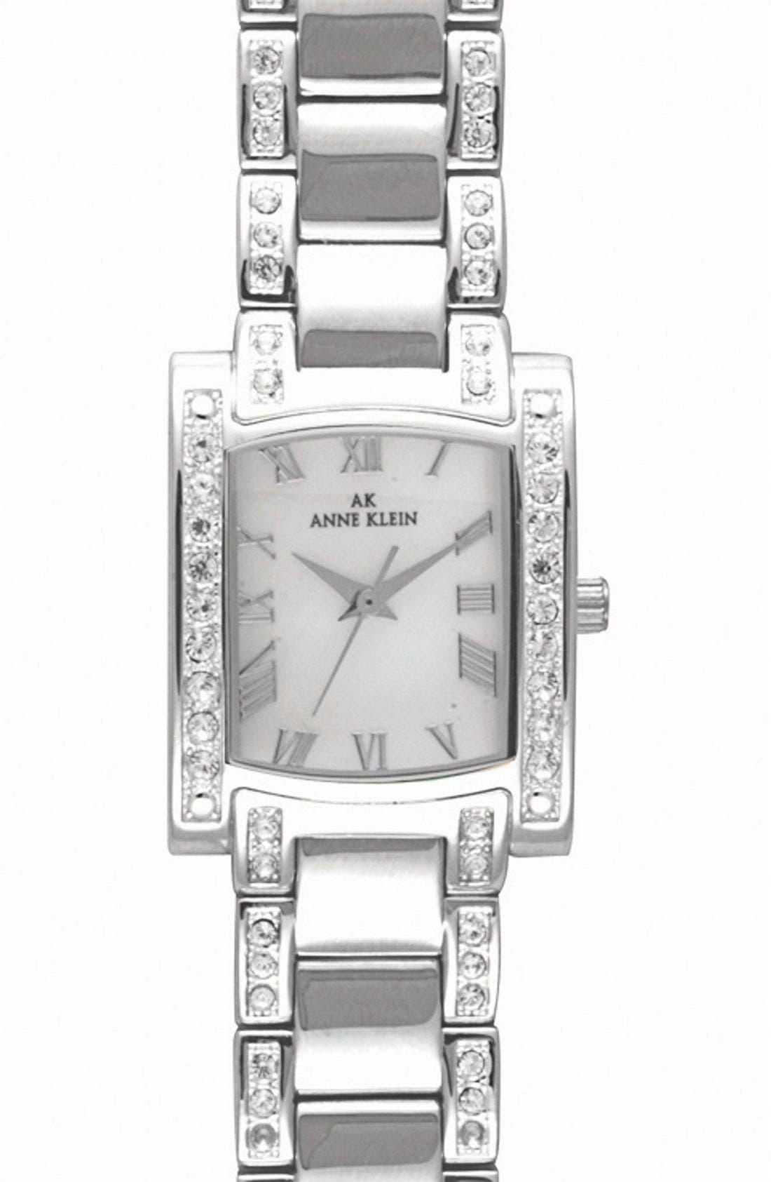 Alternate Image 1 Selected - Anne Klein Bracelet Watch