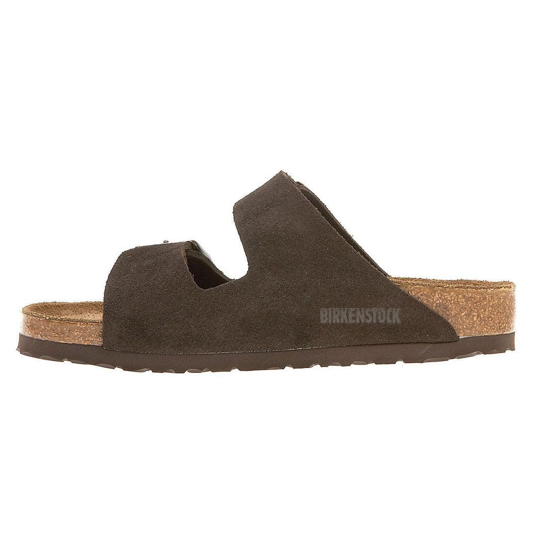 Alternate Image 2  - Birkenstock 'Arizona' Soft Footbed Suede Sandal (Women)
