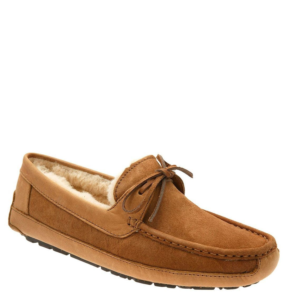 Alternate Image 1 Selected - UGG® 'Byron' Slipper (Men)