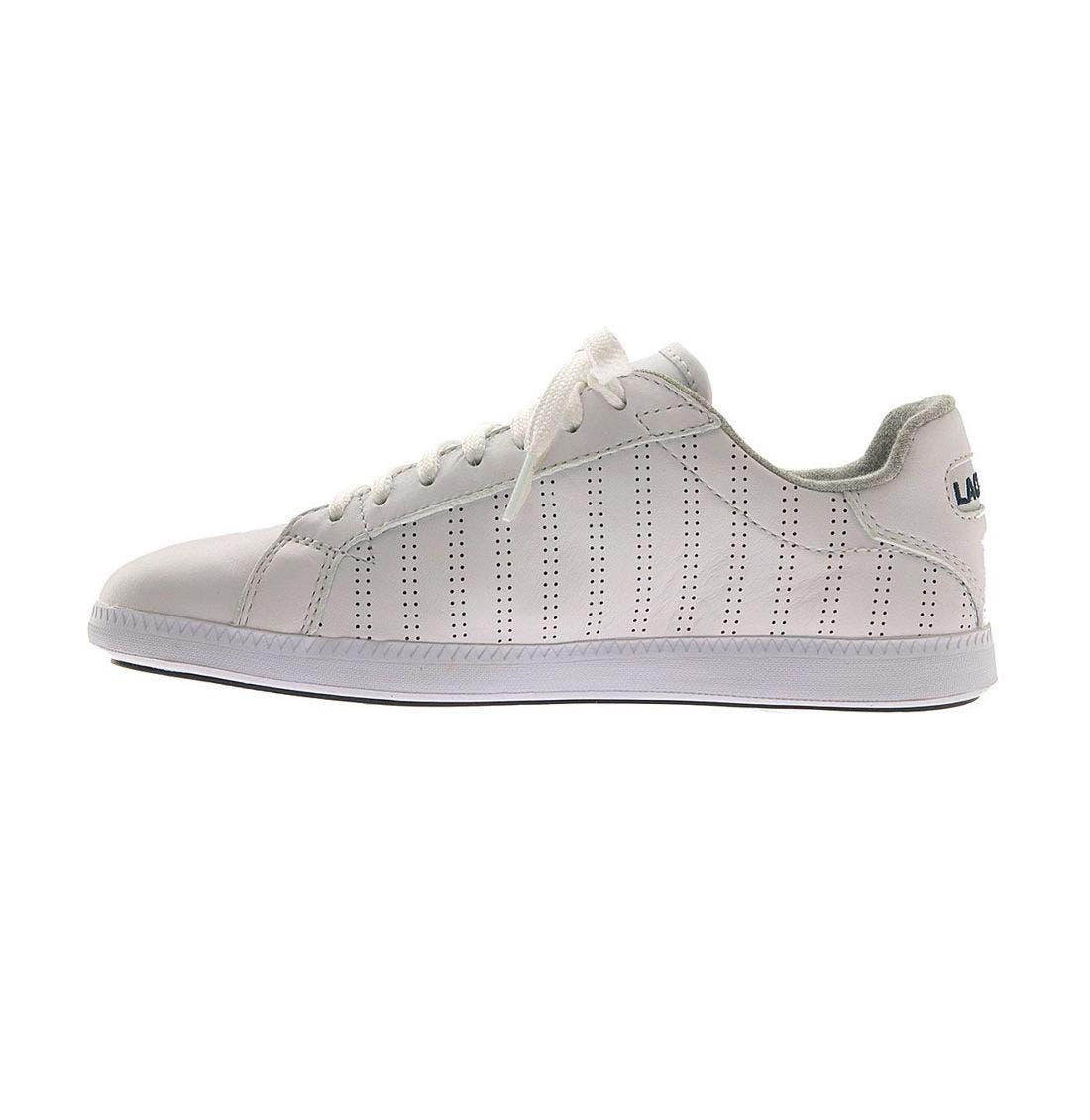 Alternate Image 2  - Lacoste 'Graduate' Pinstripe Sneaker
