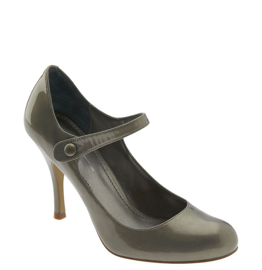 Alternate Image 1 Selected - Linea Paolo 'Zara' Patent Leather Mary Jane Pump