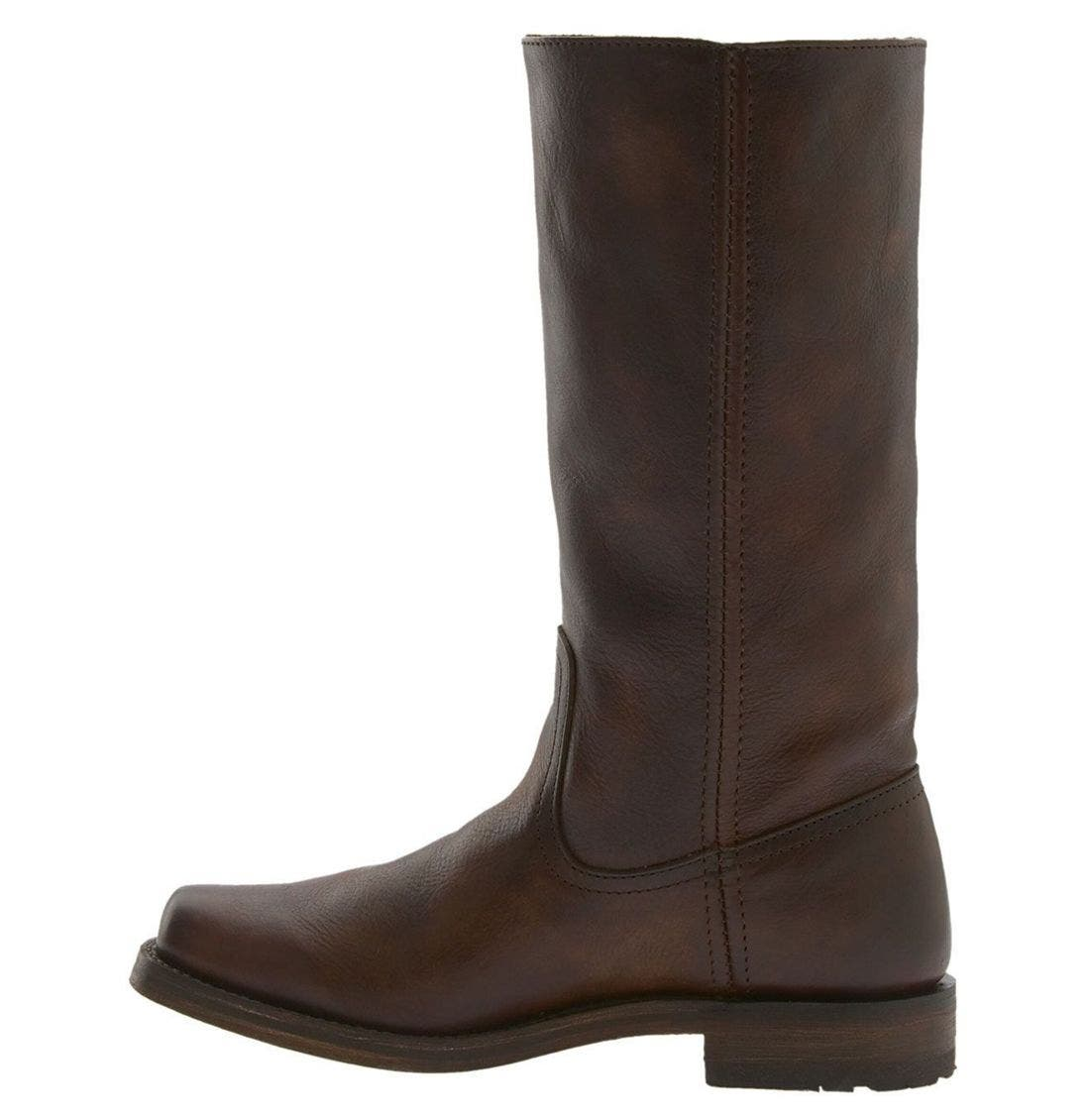 Alternate Image 2  - Frye 'Heath' Outside Zip Boot