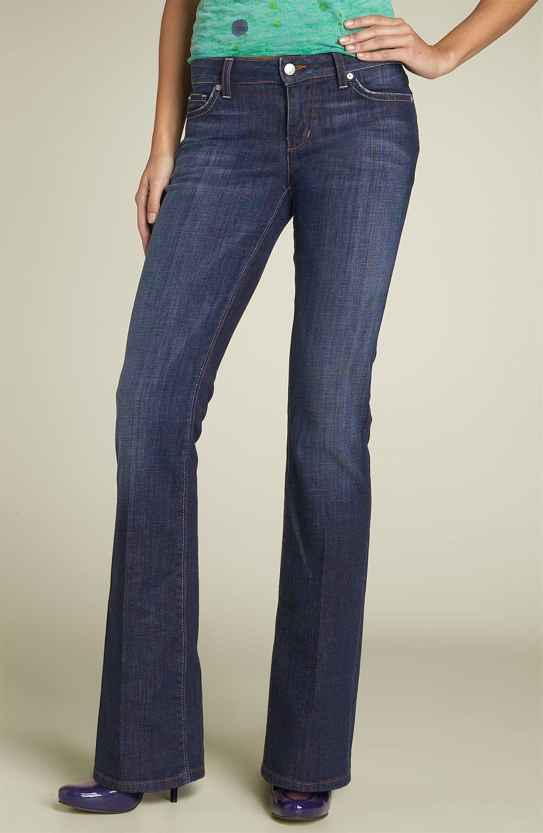 Alternate Image 2  - Joe's Jeans 'Honey' Curvy Fit Stretch Jeans (Ryder Wash)