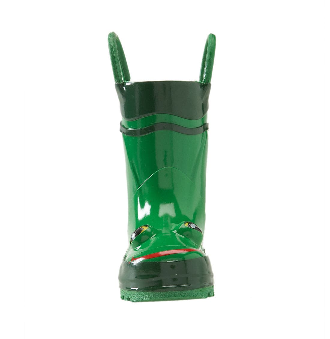 Alternate Image 3  - Western Chief 'Frog' Rain Boot (Walker, Toddler, Little Kid & Big Kid)