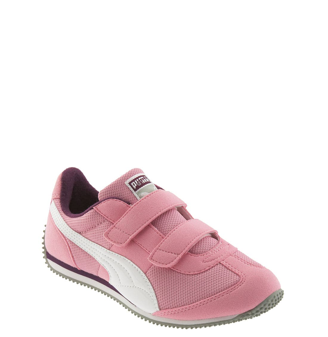 Alternate Image 1 Selected - Puma 'Speeder Mesh' Sneaker (Baby, Walker, Toddler & Little Kid)