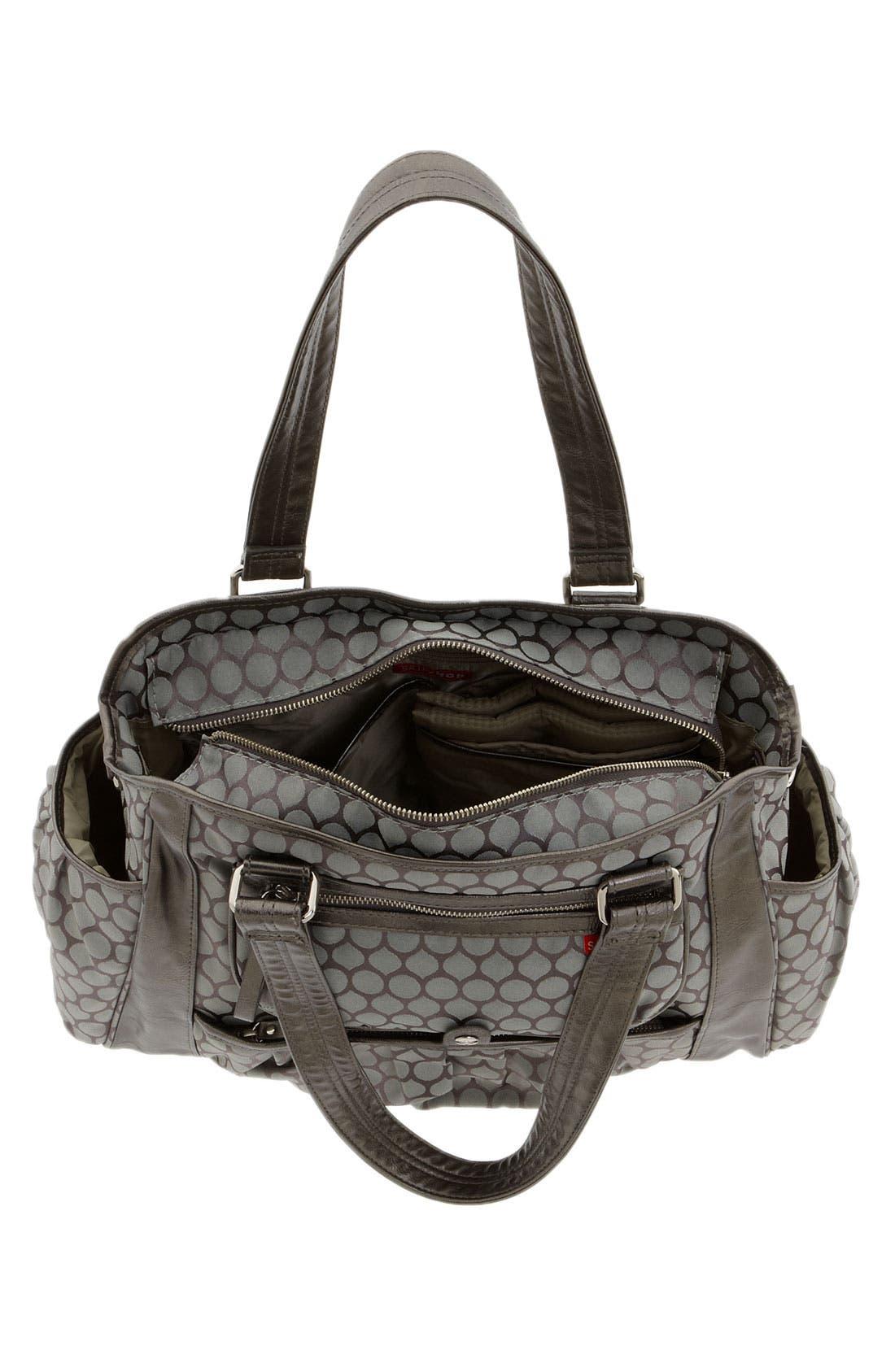 Alternate Image 4  - Skip Hop 'Studio Tote' Diaper Bag