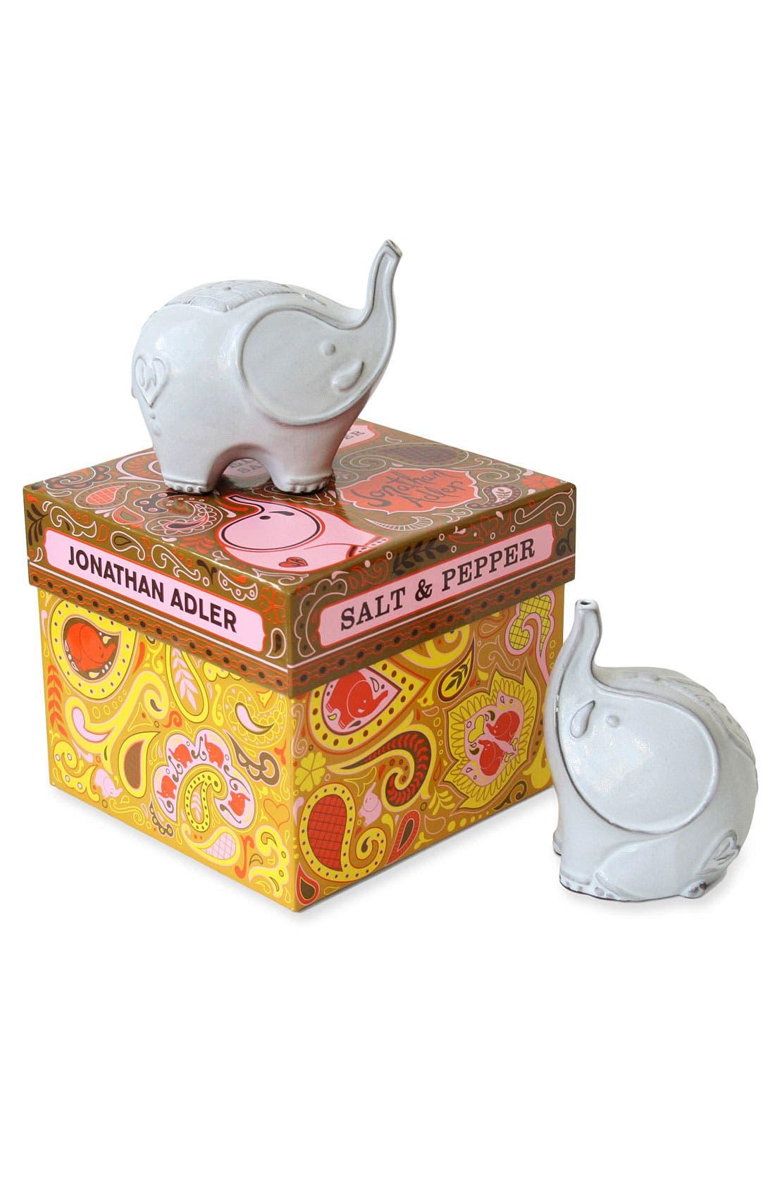 Alternate Image 1 Selected - Jonathan Adler Elephant Salt & Pepper Shakers