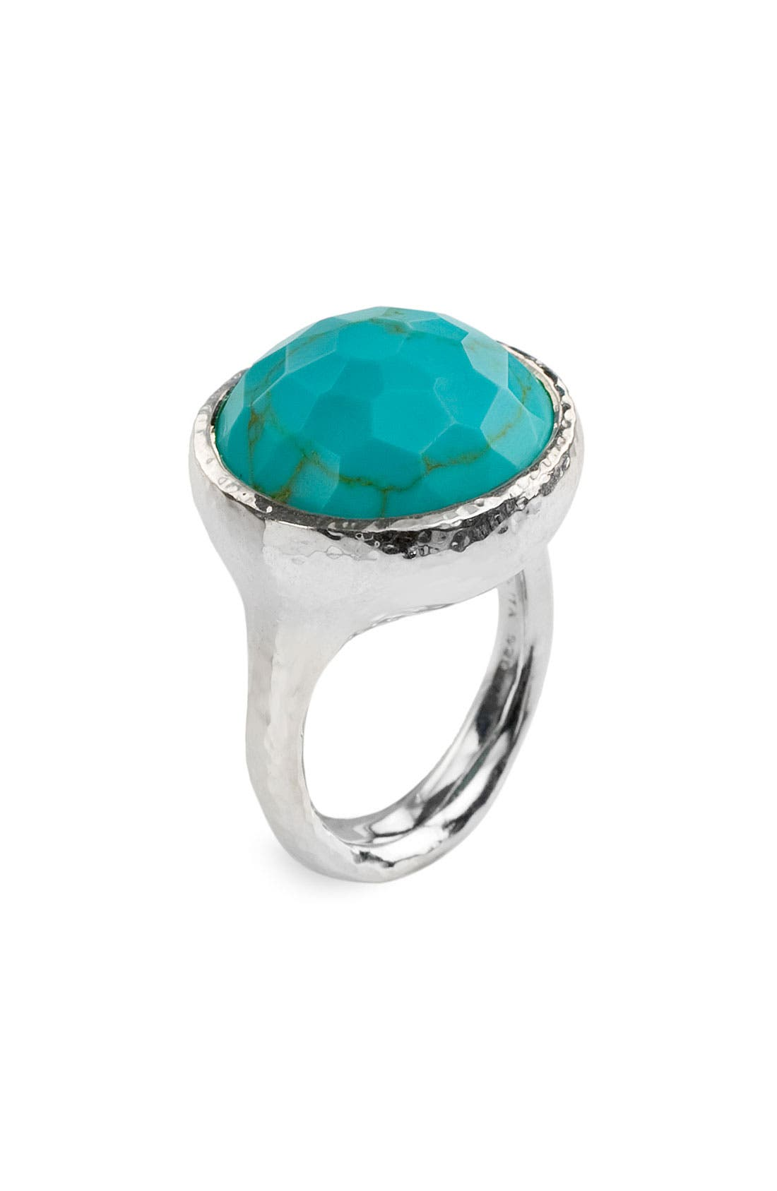 Alternate Image 1 Selected - Ippolita 'Rock Candy Lollipop' Sterling Silver Ring