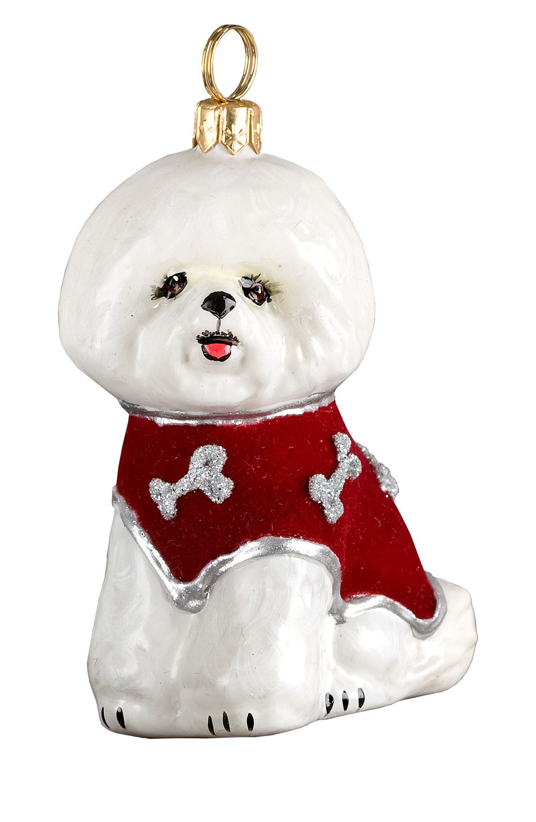 Alternate Image 1 Selected - Joy to the World Collectibles 'Bichon' Ornament