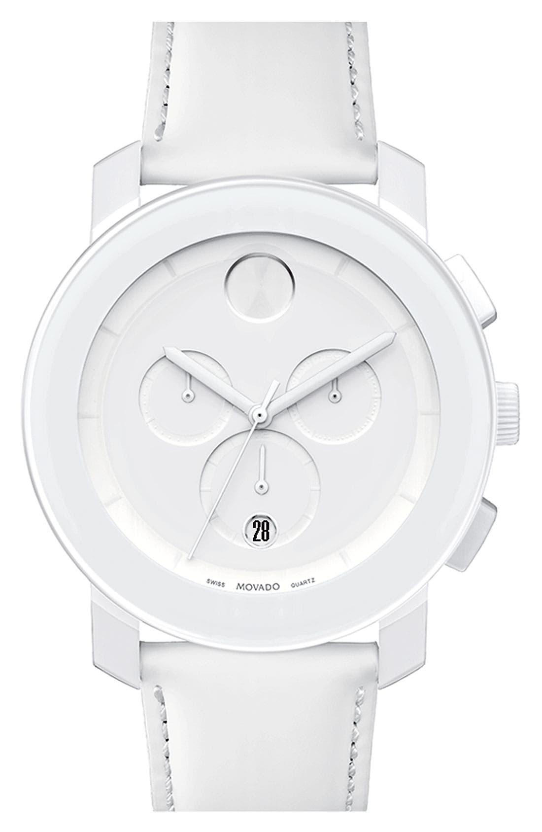 Alternate Image 1 Selected - Movado 'Bold Chrono' Watch