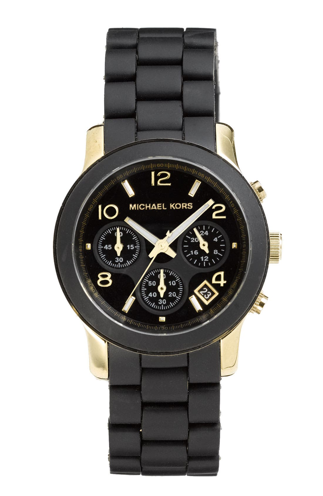 Main Image - Michael Kors 'Runway' Chronograph Watch, 38mm