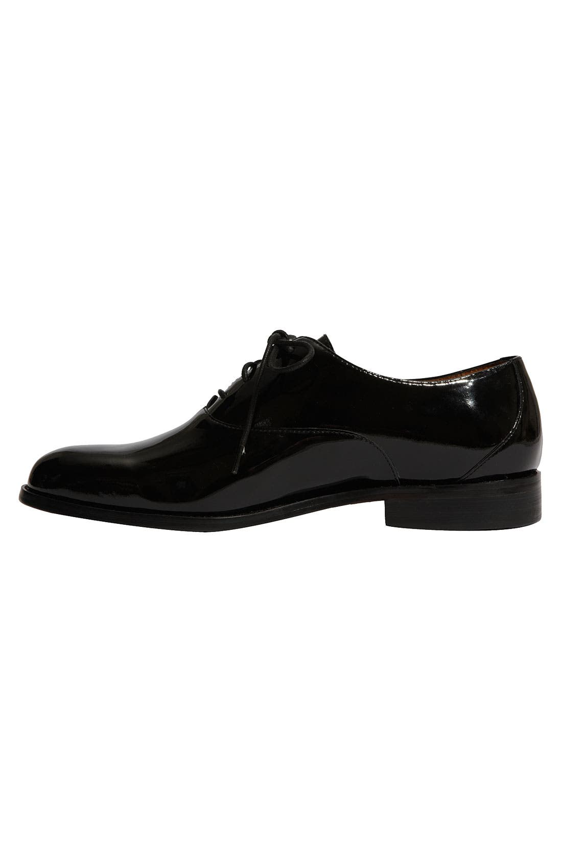 Alternate Image 2  - Florsheim 'Kingston' Patent Leather Oxford (Men)