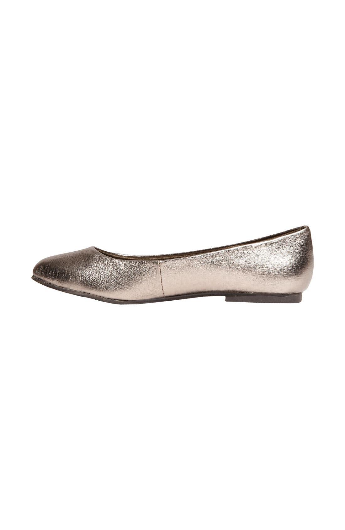 Alternate Image 2  - BC Footwear 'Limousine' Flat