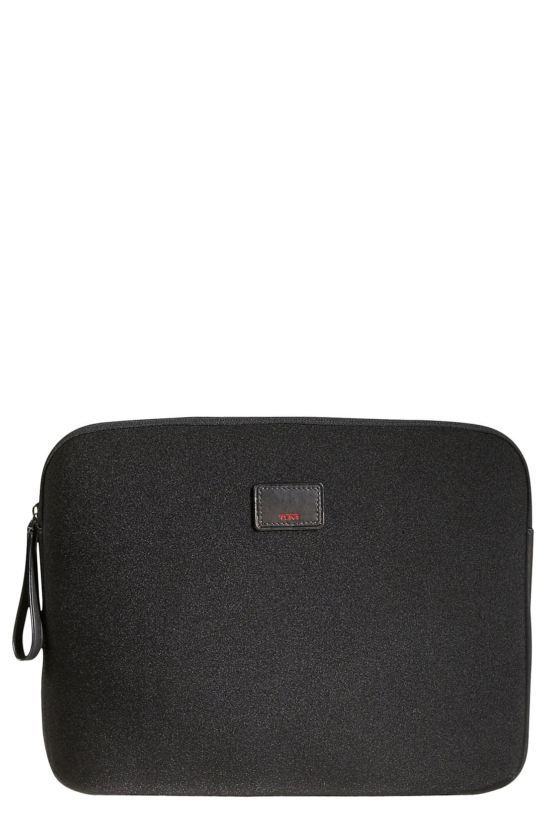 Main Image - Tumi 'Alpha - Small' Laptop Cover
