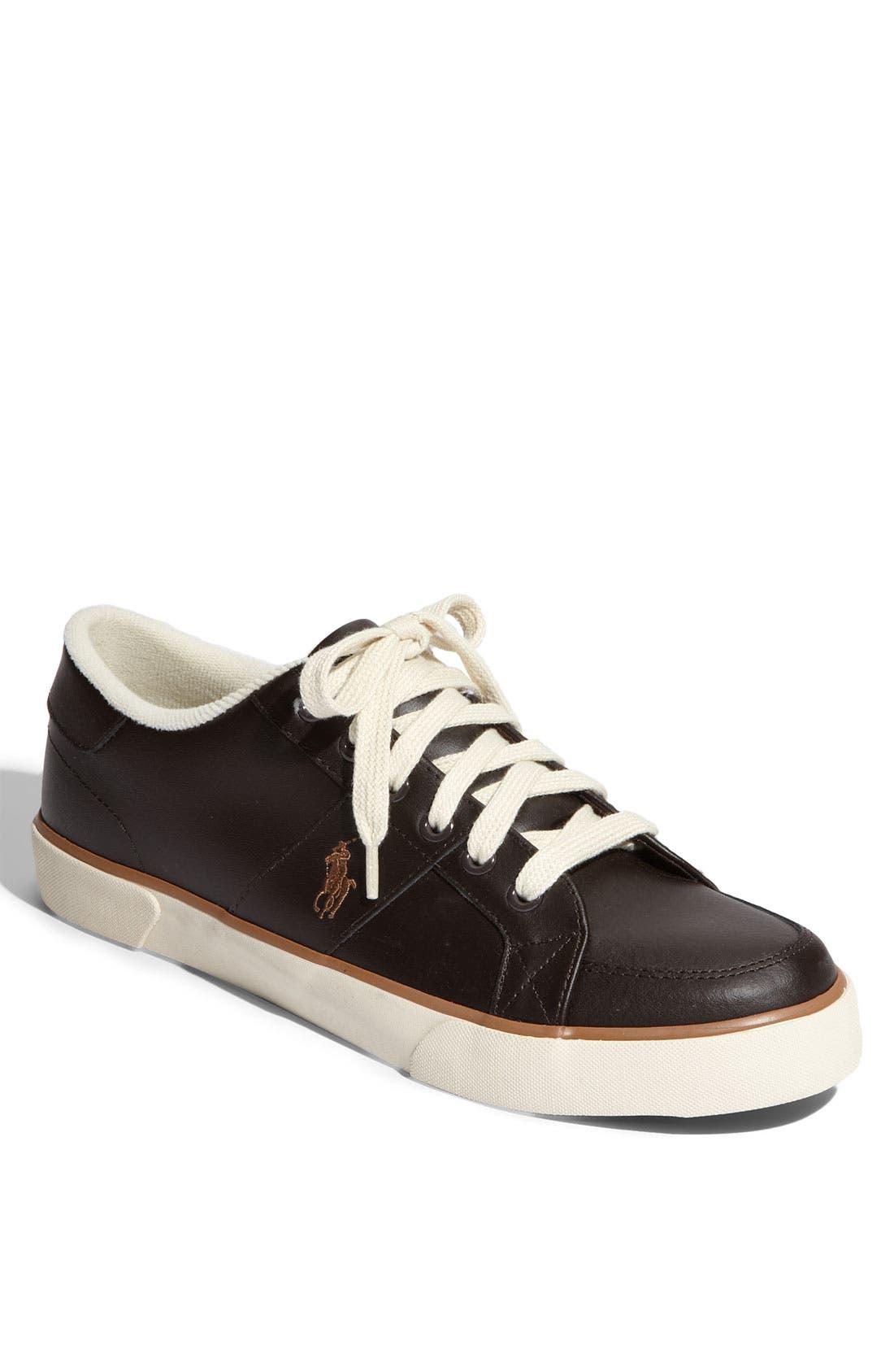 Alternate Image 1 Selected - Polo Ralph Lauren 'Harold' Sneaker