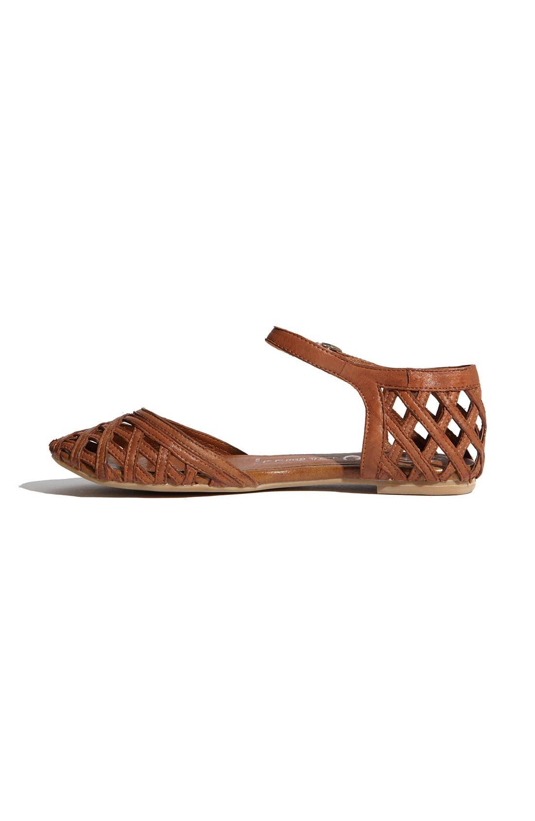 Alternate Image 2  - Jeffrey Campbell 'Mindy 2' Flat Sandal