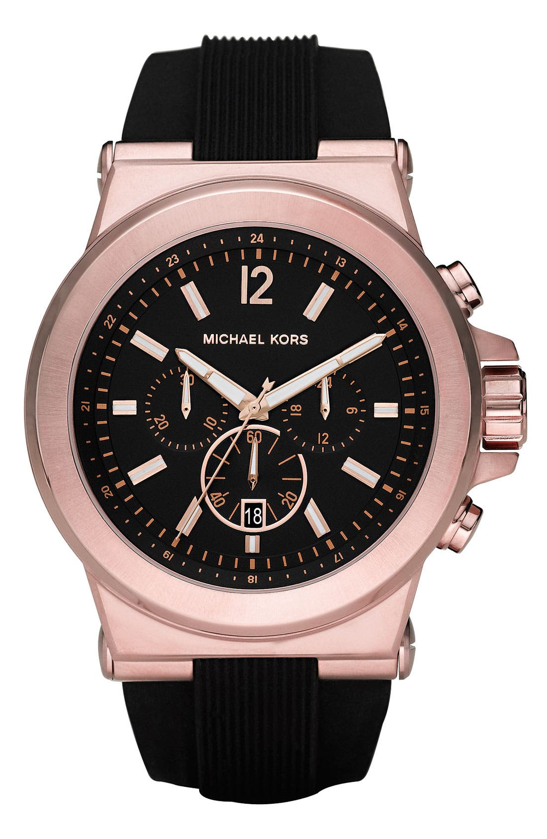 Main Image - Michael Kors Chronograph Watch, 45mm
