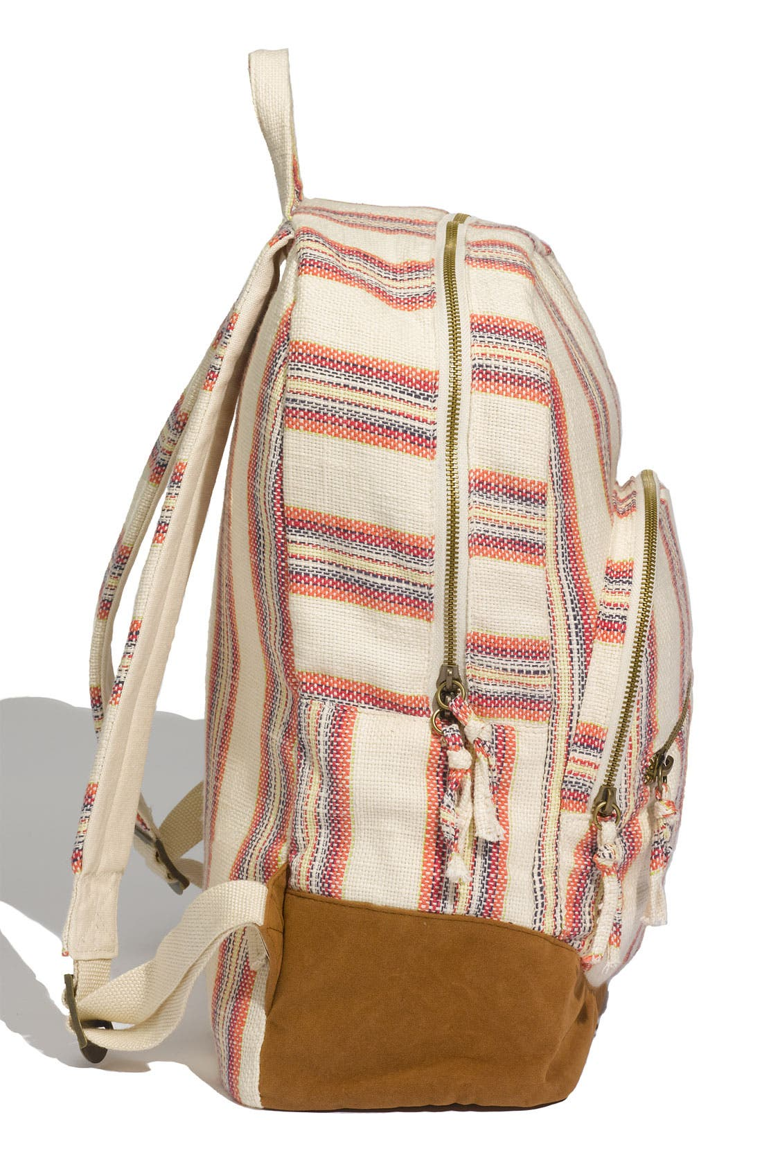 Alternate Image 2  - 'So Long' Canvas Backpack