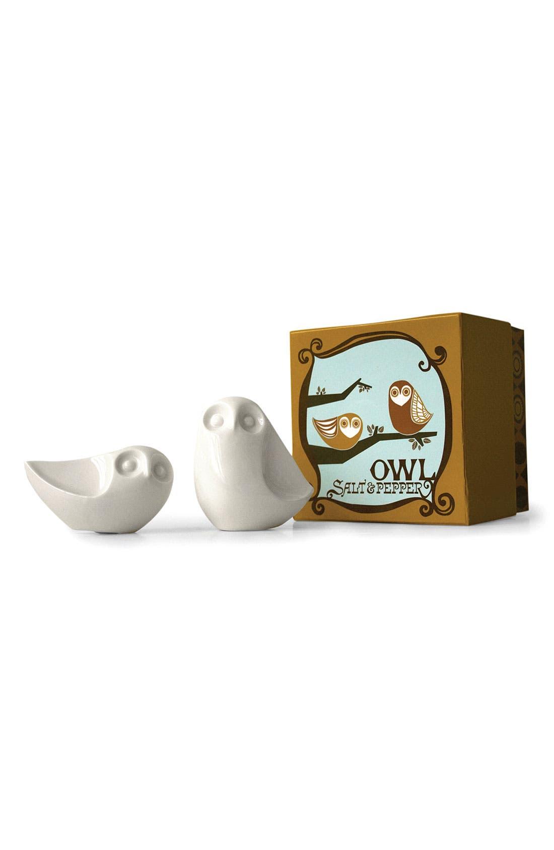 Alternate Image 1 Selected - Jonathan Adler Owl Salt & Pepper Shakers