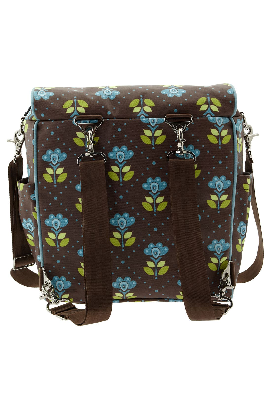 Alternate Image 2  - Petunia Pickle Bottom 'Brocade' Diaper Bag