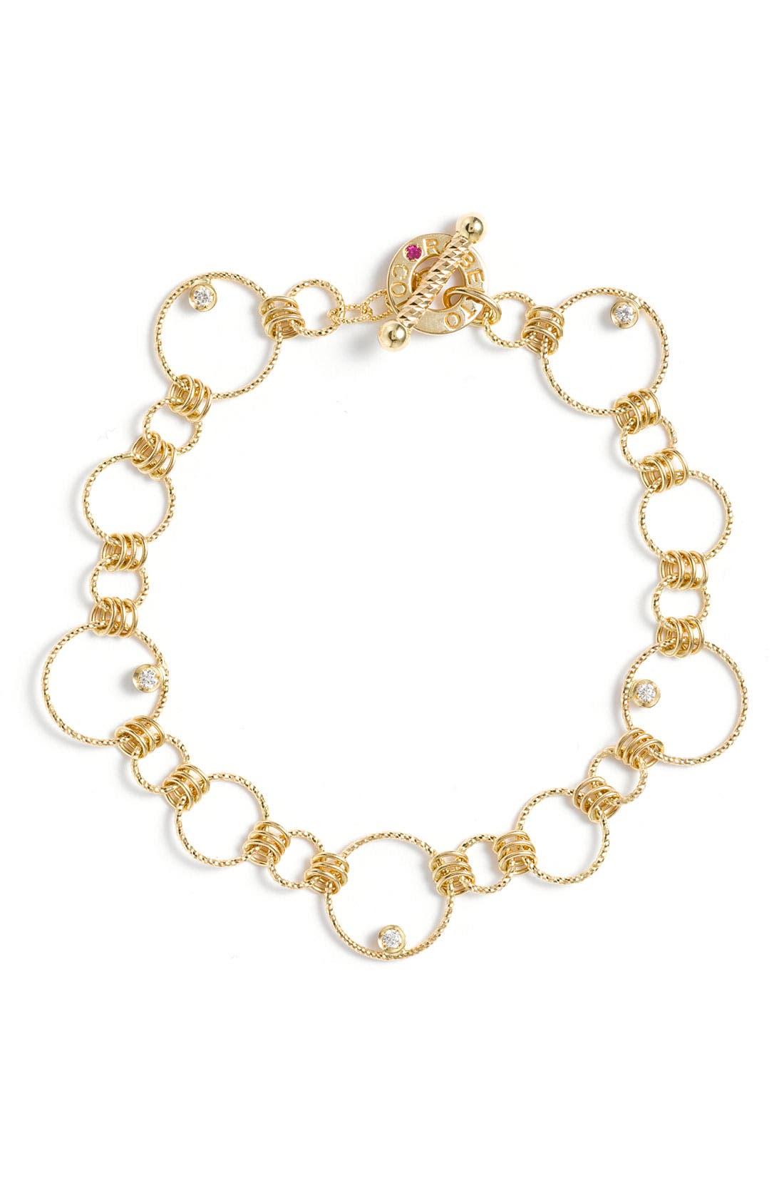 Main Image - Roberto Coin 'Moresque' Diamond Bracelet