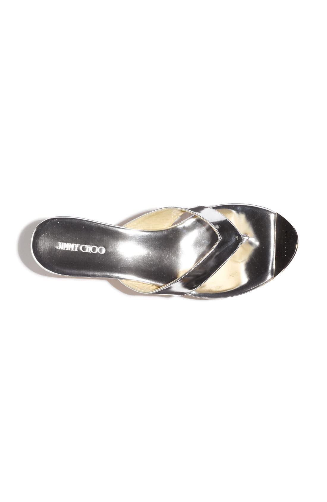 Alternate Image 2  - Jimmy Choo 'Pathos Pat' Cork Wedge Sandal