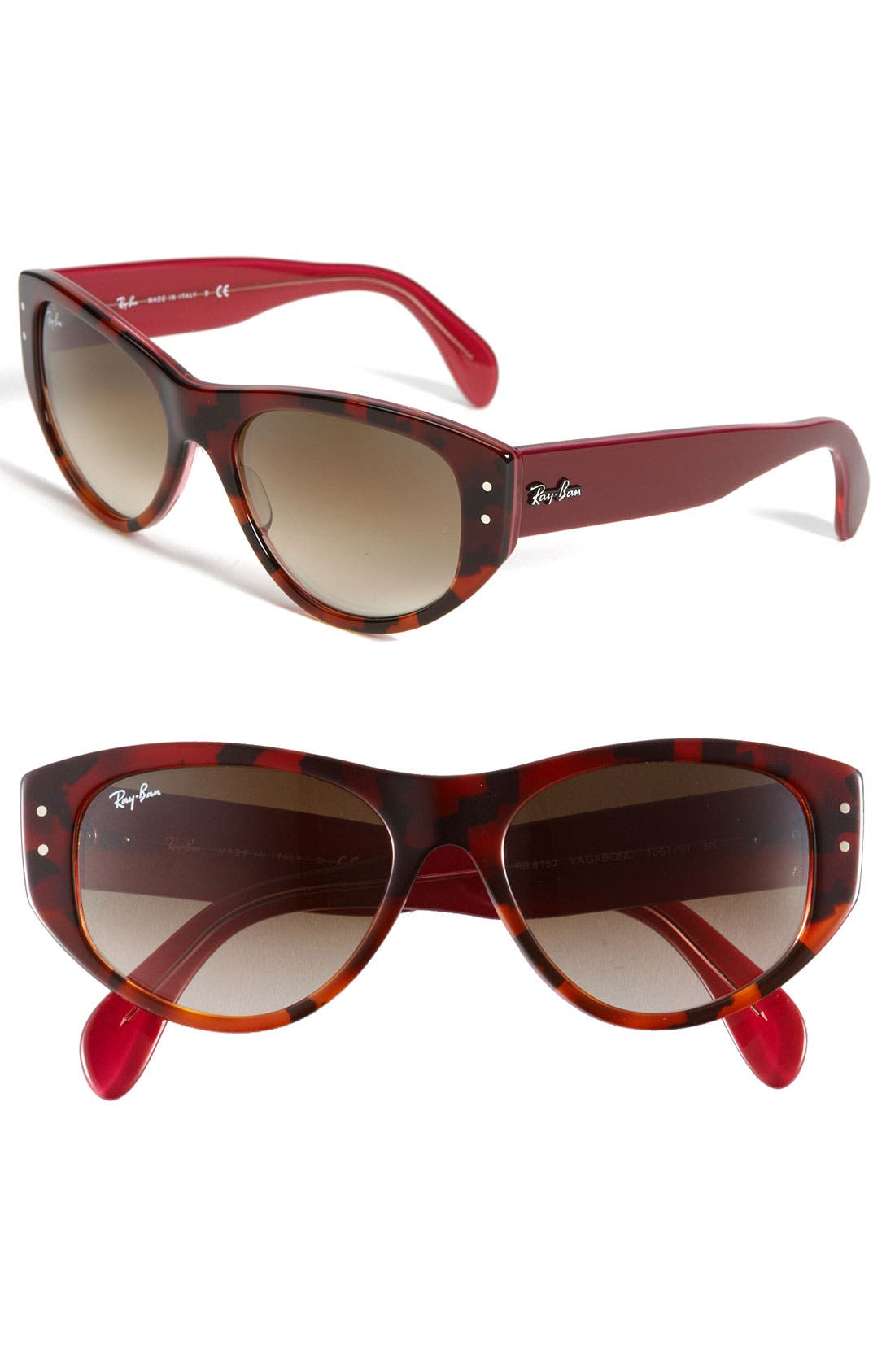 Main Image - Ray-Ban 'Vagabond' Cat's Eye Sunglasses