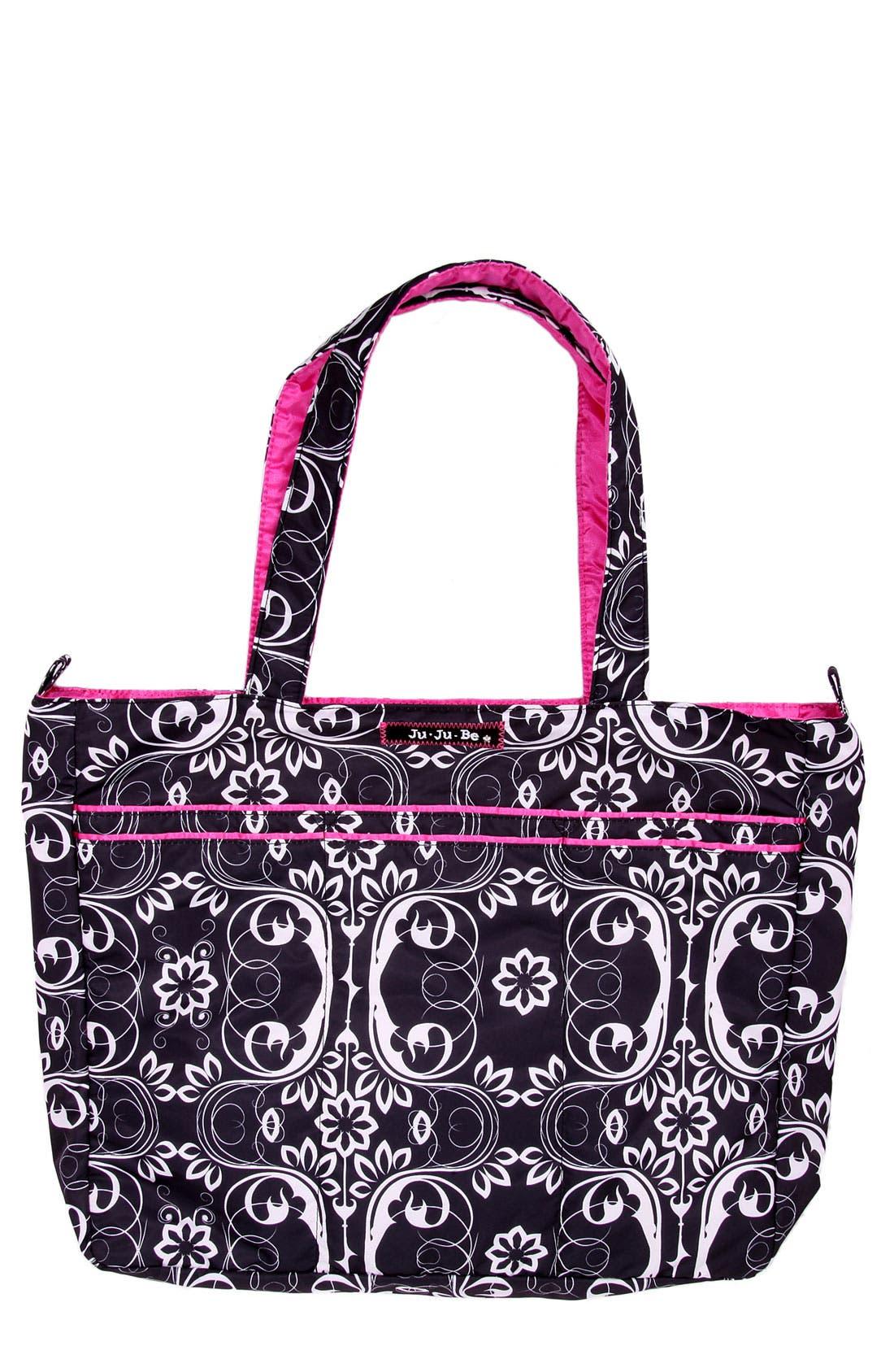 Alternate Image 1 Selected - Ju-Ju-Be 'Mighty Be' Diaper Bag