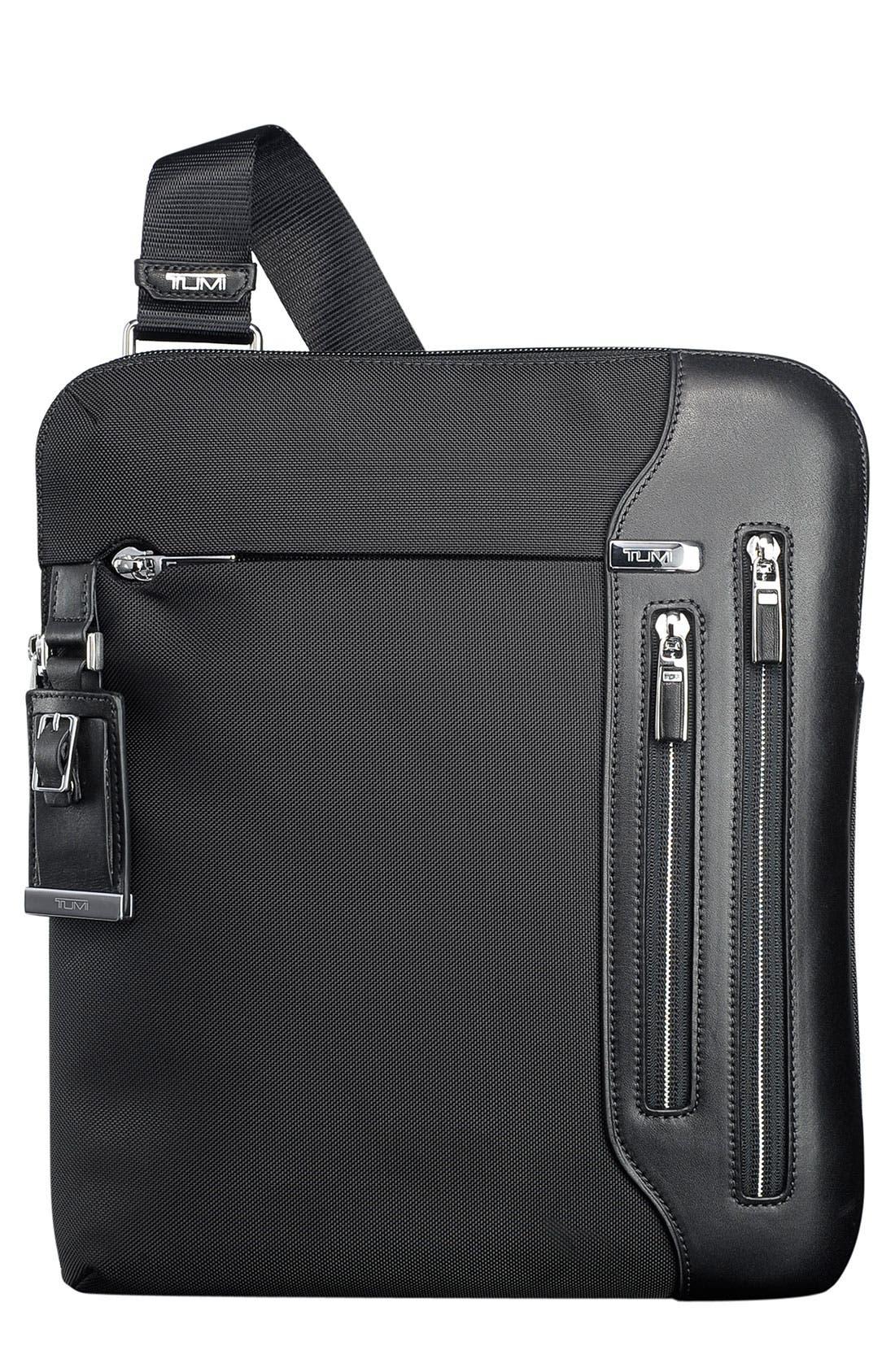 Alternate Image 1 Selected - Tumi 'Arrive - McCarren' Zip Top Crossbody Bag