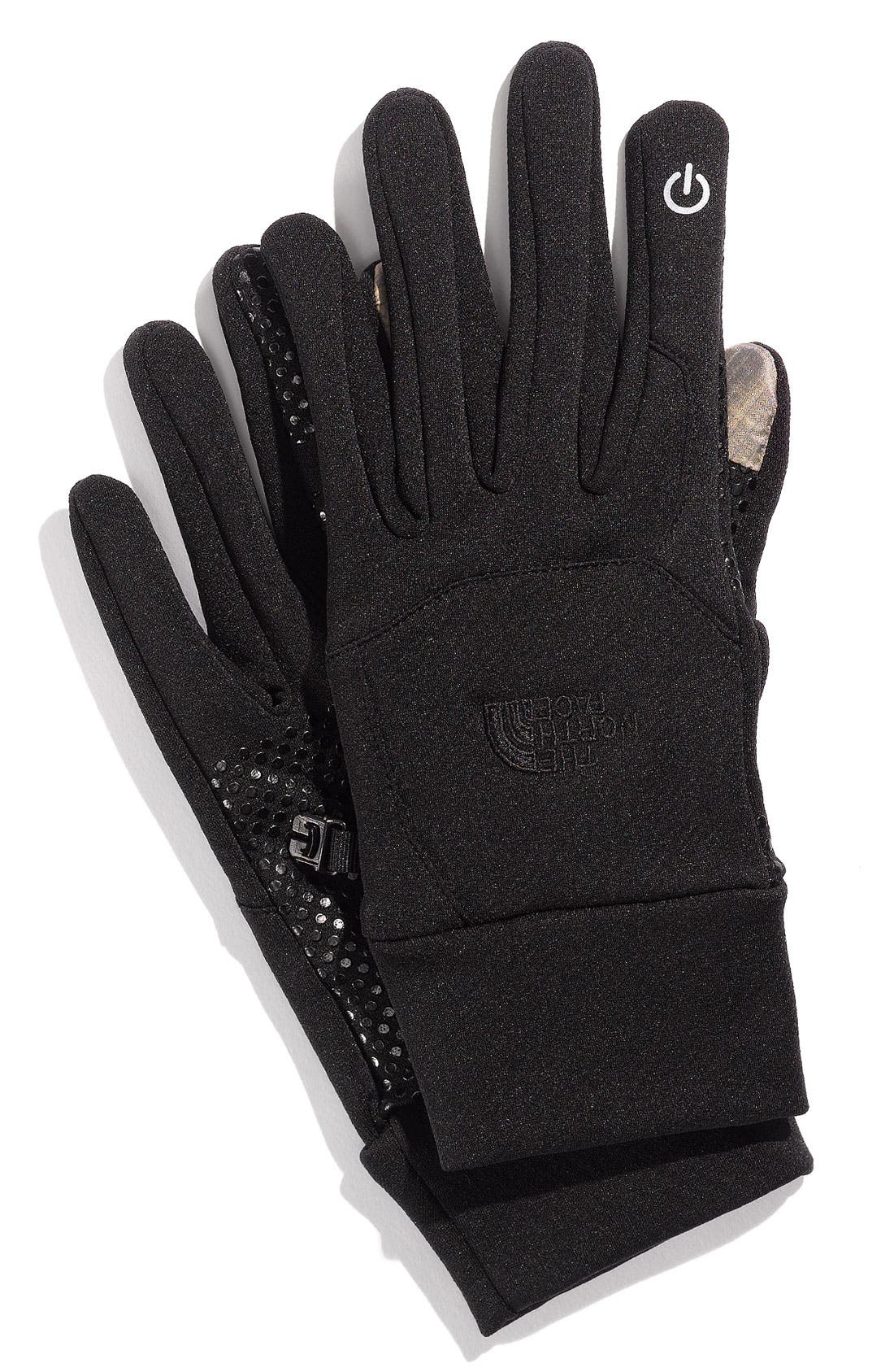 Alternate Image 1 Selected - The North Face 'E-Tip' Gloves (Men)