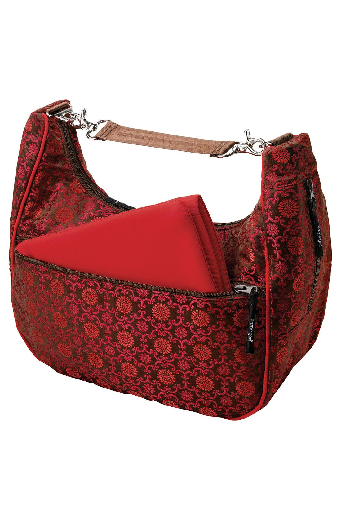 Alternate Image 2  - Petunia Pickle Bottom 'Touring Tote' Glazed Diaper Bag