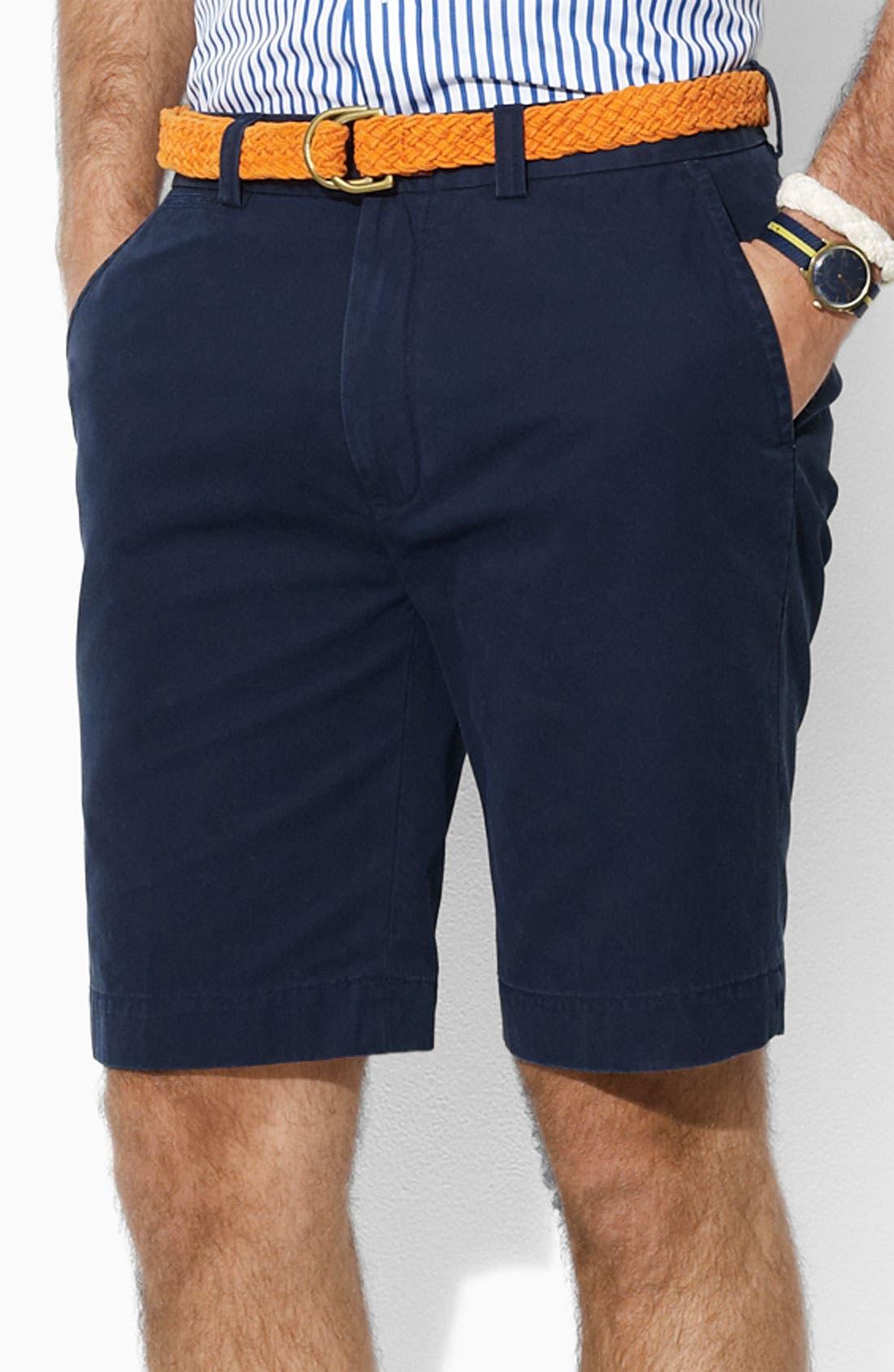 Main Image - Polo Ralph Lauren 'G.I.' Classic Fit Shorts
