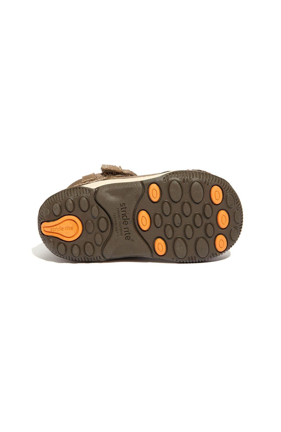 Alternate Image 4  - Stride Rite 'Garett' Shoe (Baby, Walker & Toddler)