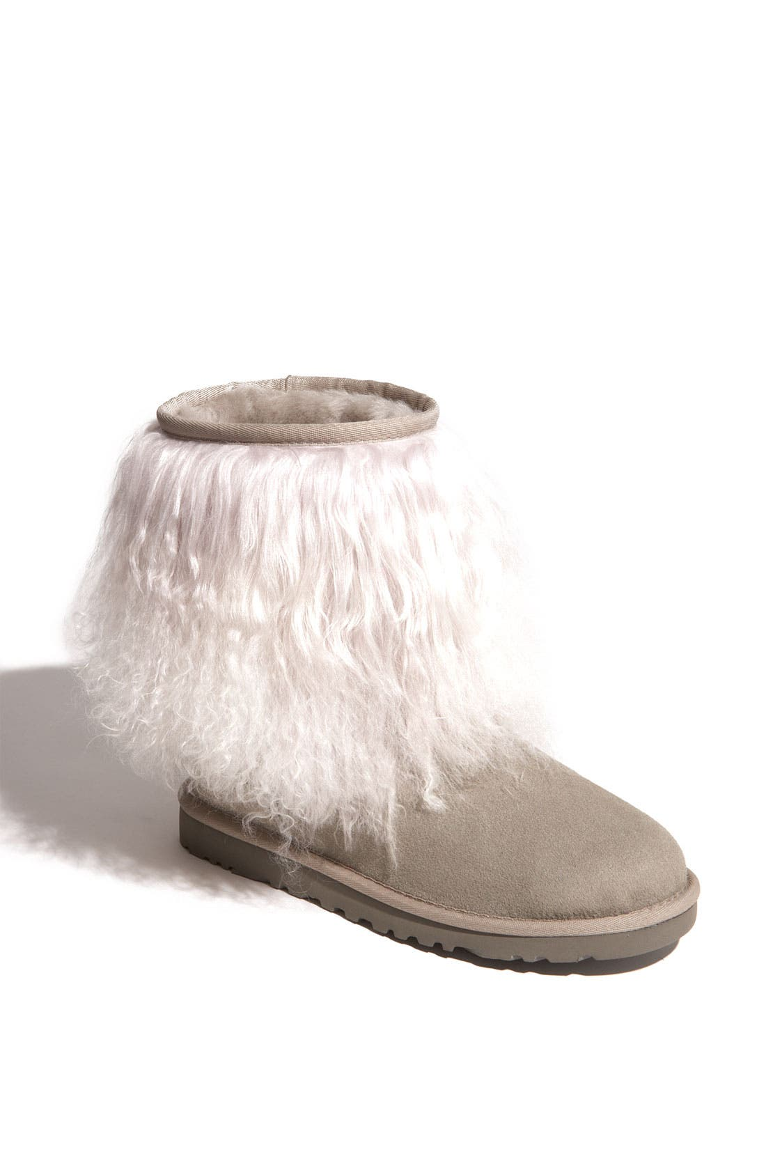 Alternate Image 1 Selected - UGG® Australia Shearling Cuff Boot (Women)