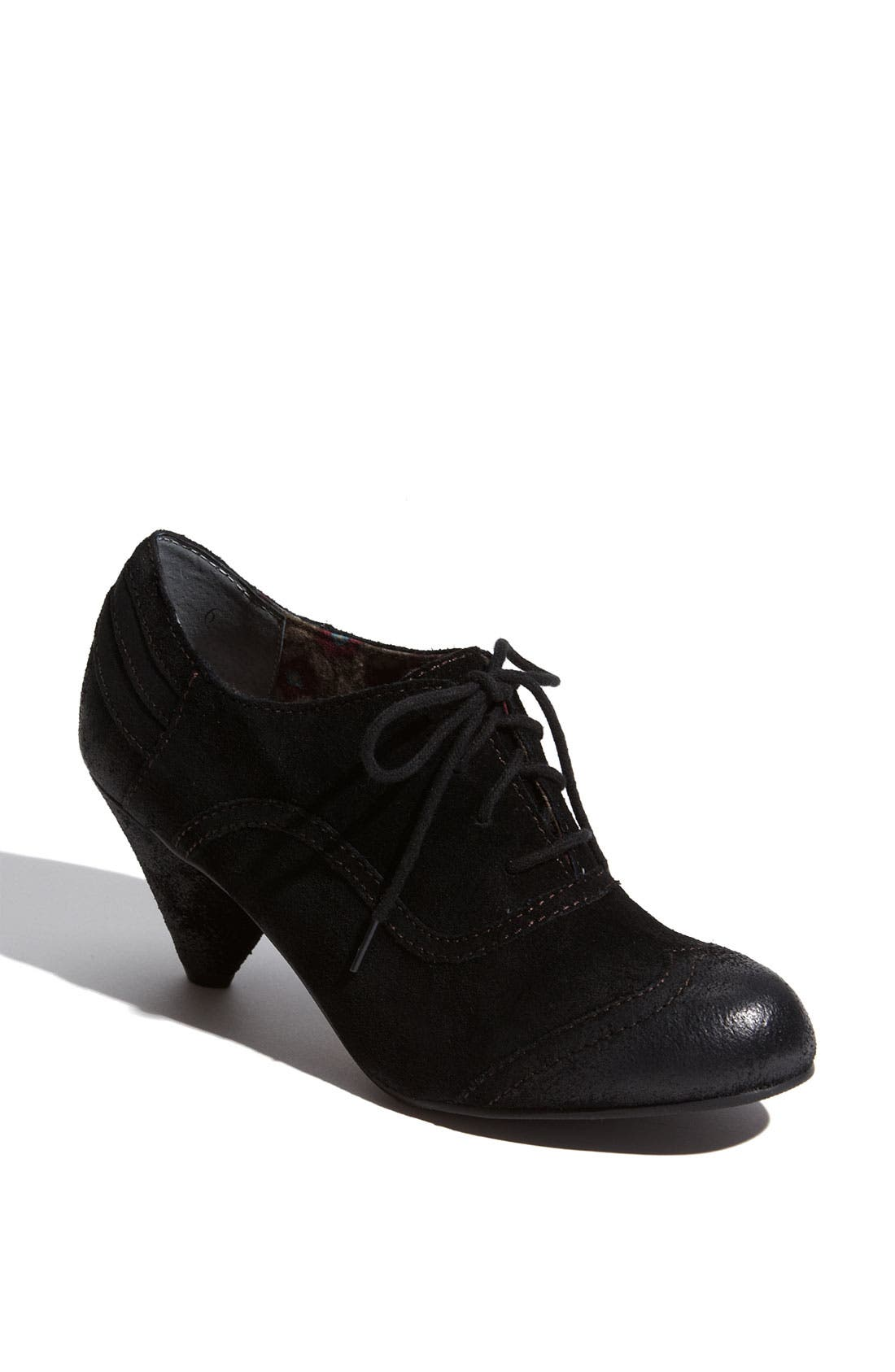 Alternate Image 1 Selected - BC Footwear 'Foil' Oxford Pump