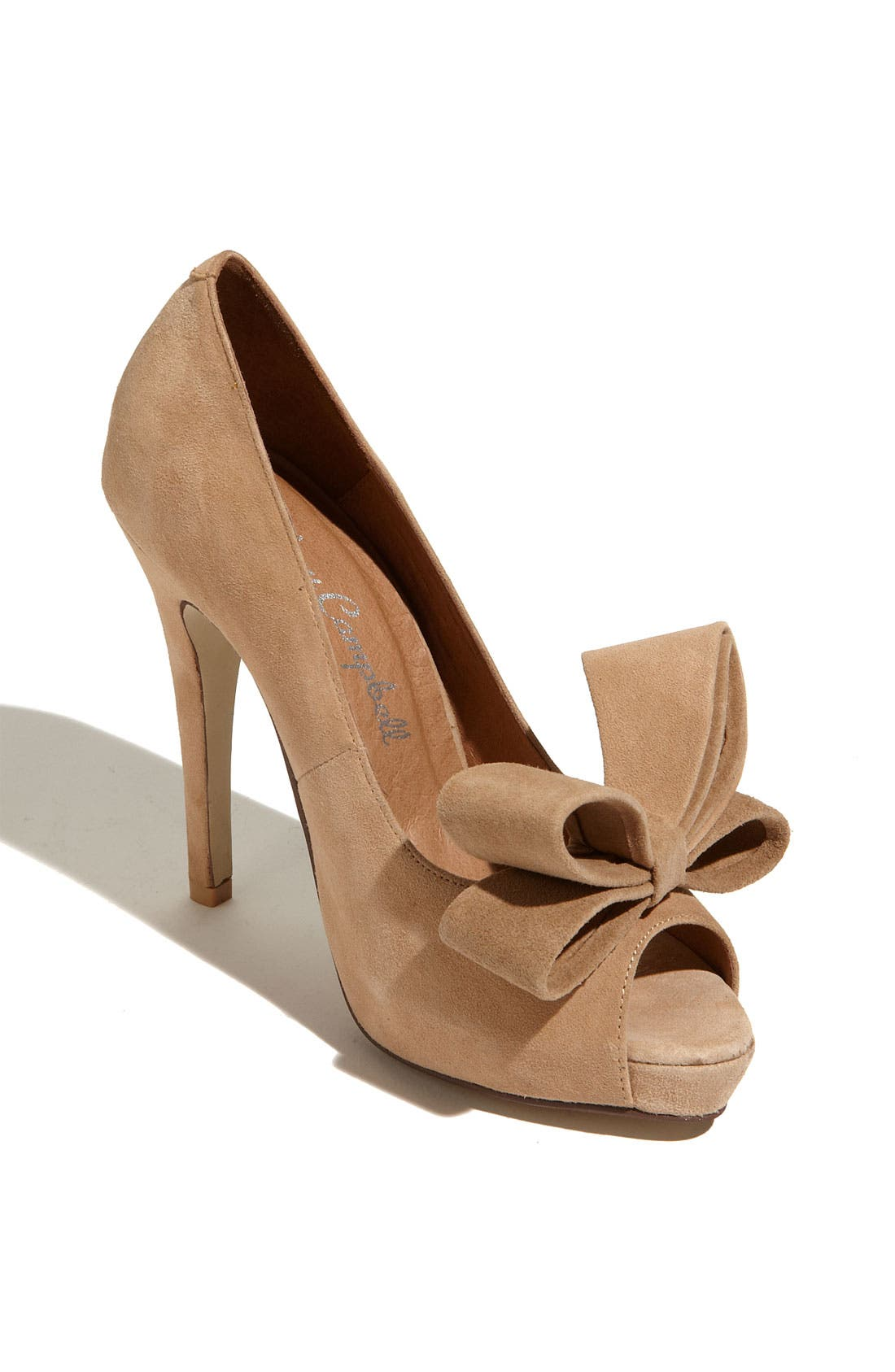 Alternate Image 1 Selected - Jeffrey Campbell 'Garret' Pump