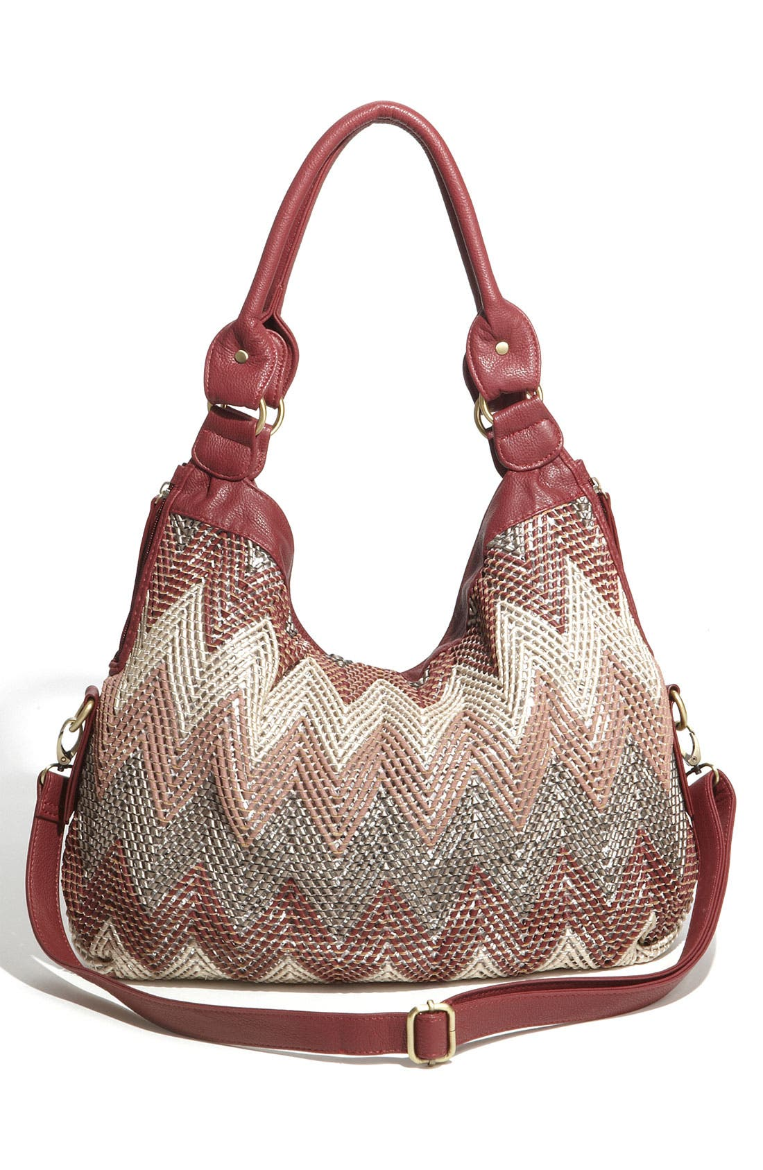 Alternate Image 4  - Big Buddha Faux Leather Hobo