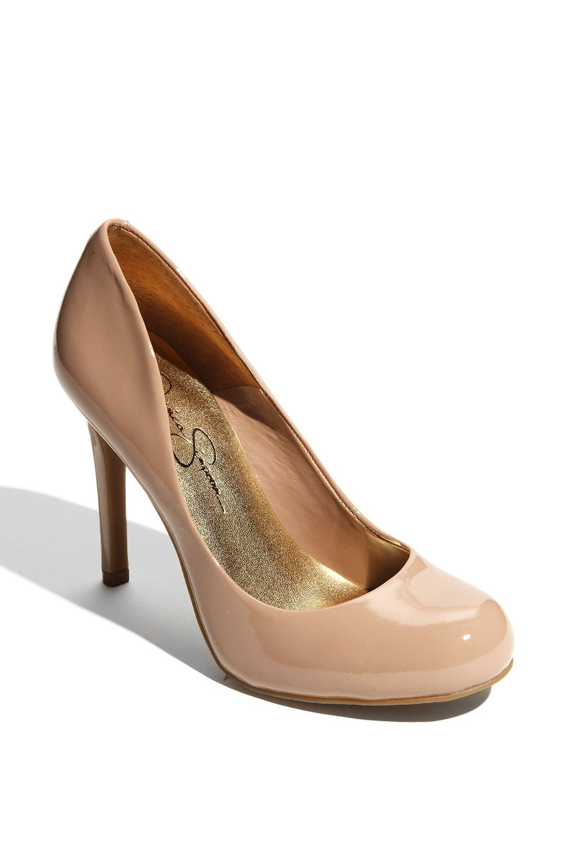 Alternate Image 1 Selected - Jessica Simpson 'Calie' Pump