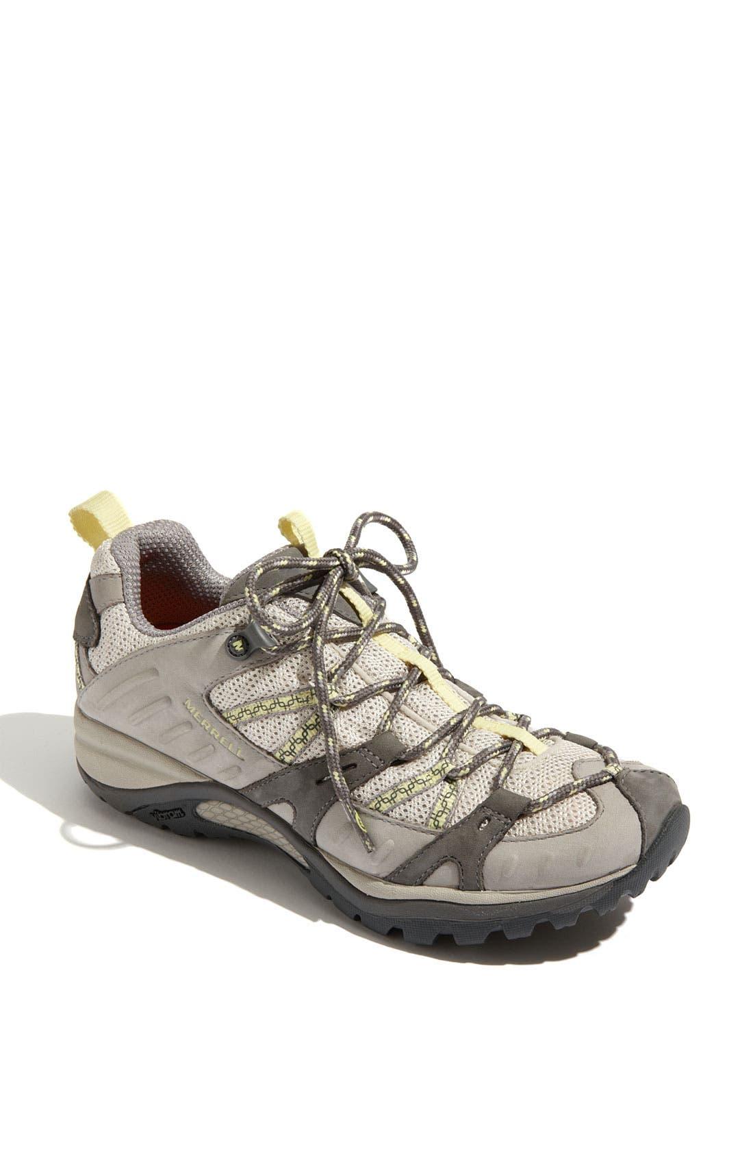 Alternate Image 1 Selected - Merrell 'Siren Sport' Outdoor Shoe (Women)
