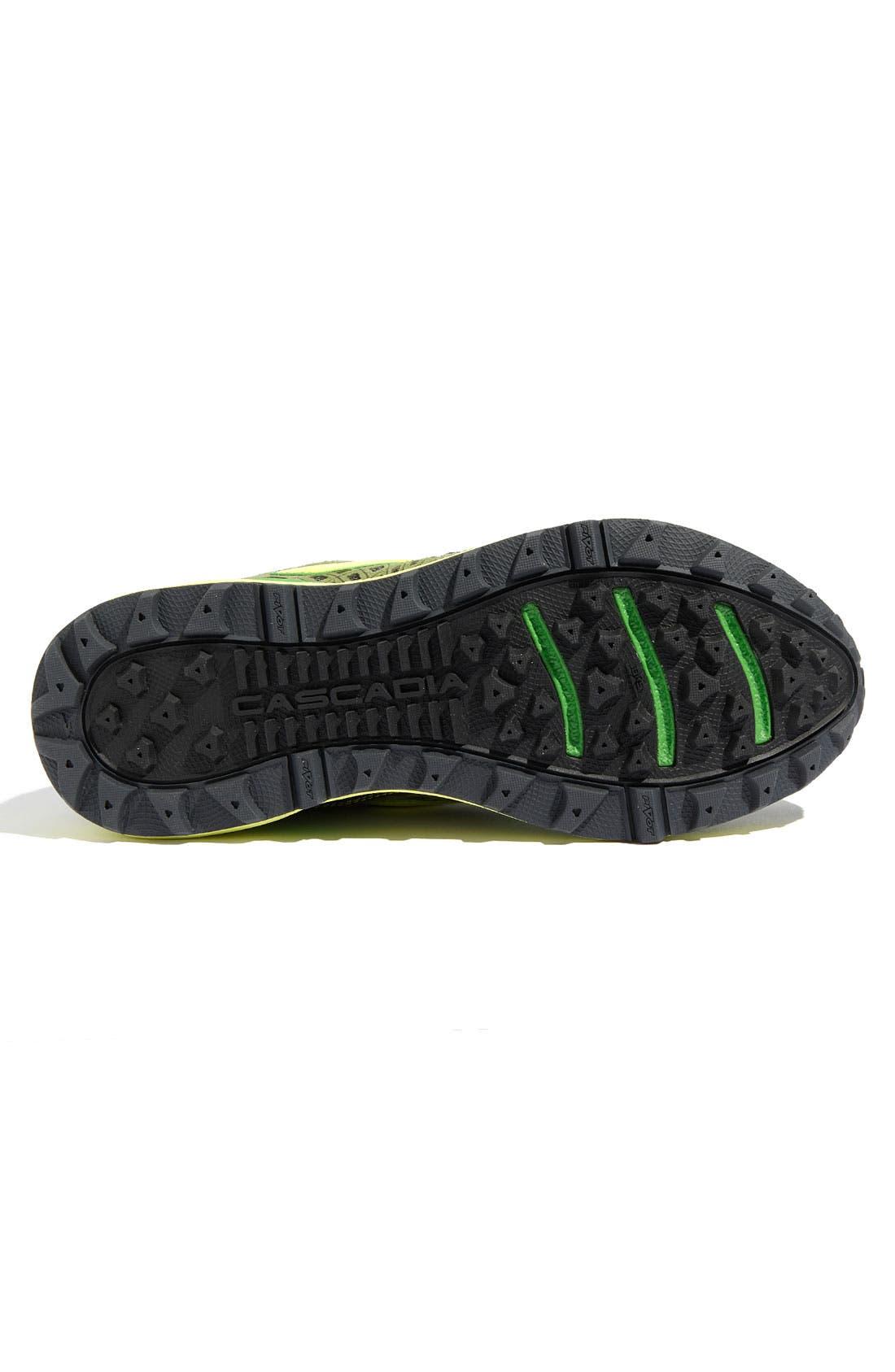 Alternate Image 4  - Brooks 'Cascadia 7' Trail Running Shoe (Men)