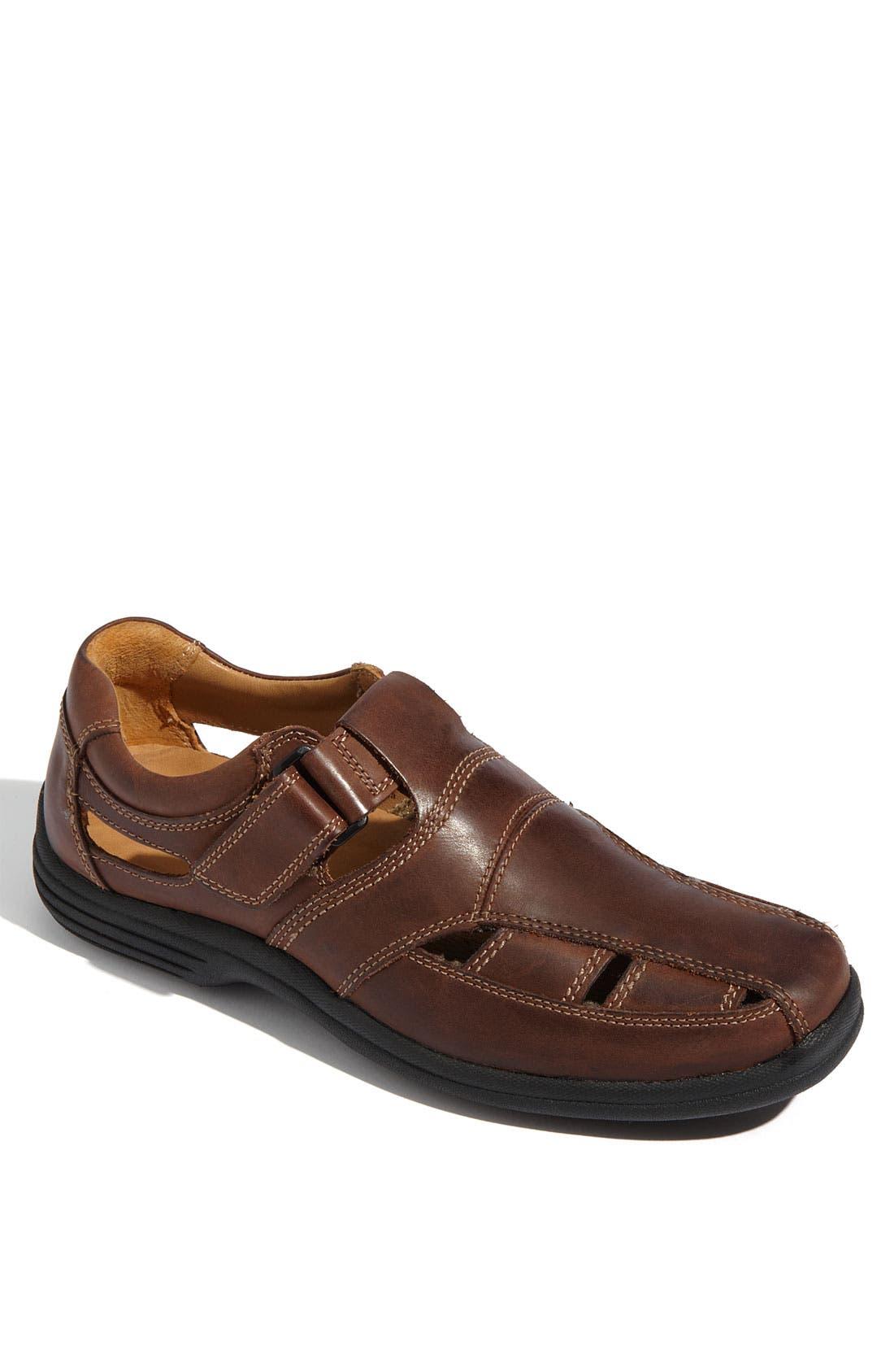 Alternate Image 1 Selected - Johnston & Murphy 'Cammon' Sandal (Online Only)