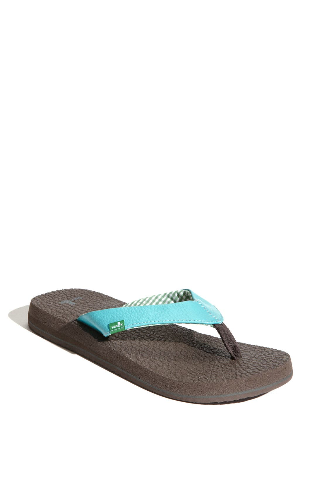 Alternate Image 1 Selected - Sanuk 'Yoga Mat' Flip Flop (Women)