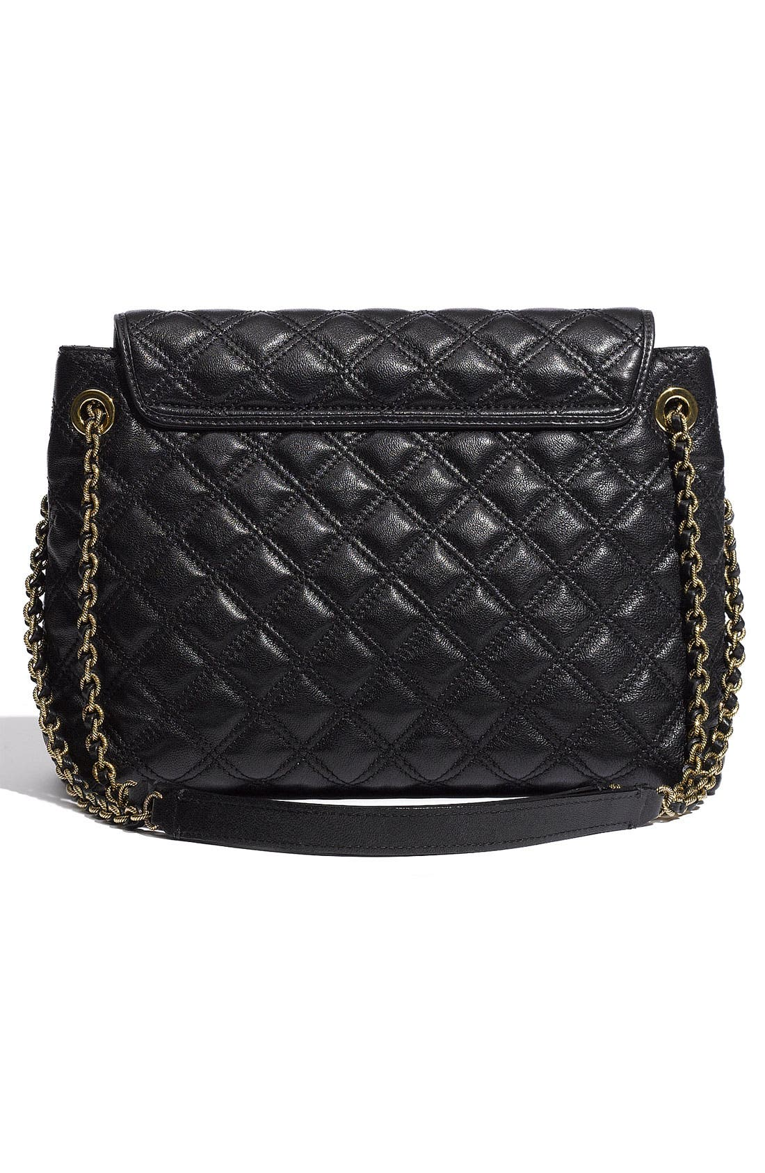 Alternate Image 4  - MARC JACOBS 'Baroque - Extra Large' Leather Shoulder Bag