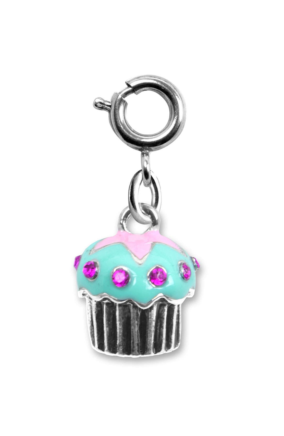 Alternate Image 1 Selected - CHARM IT!® 'Cupcake' Charm (Girls)