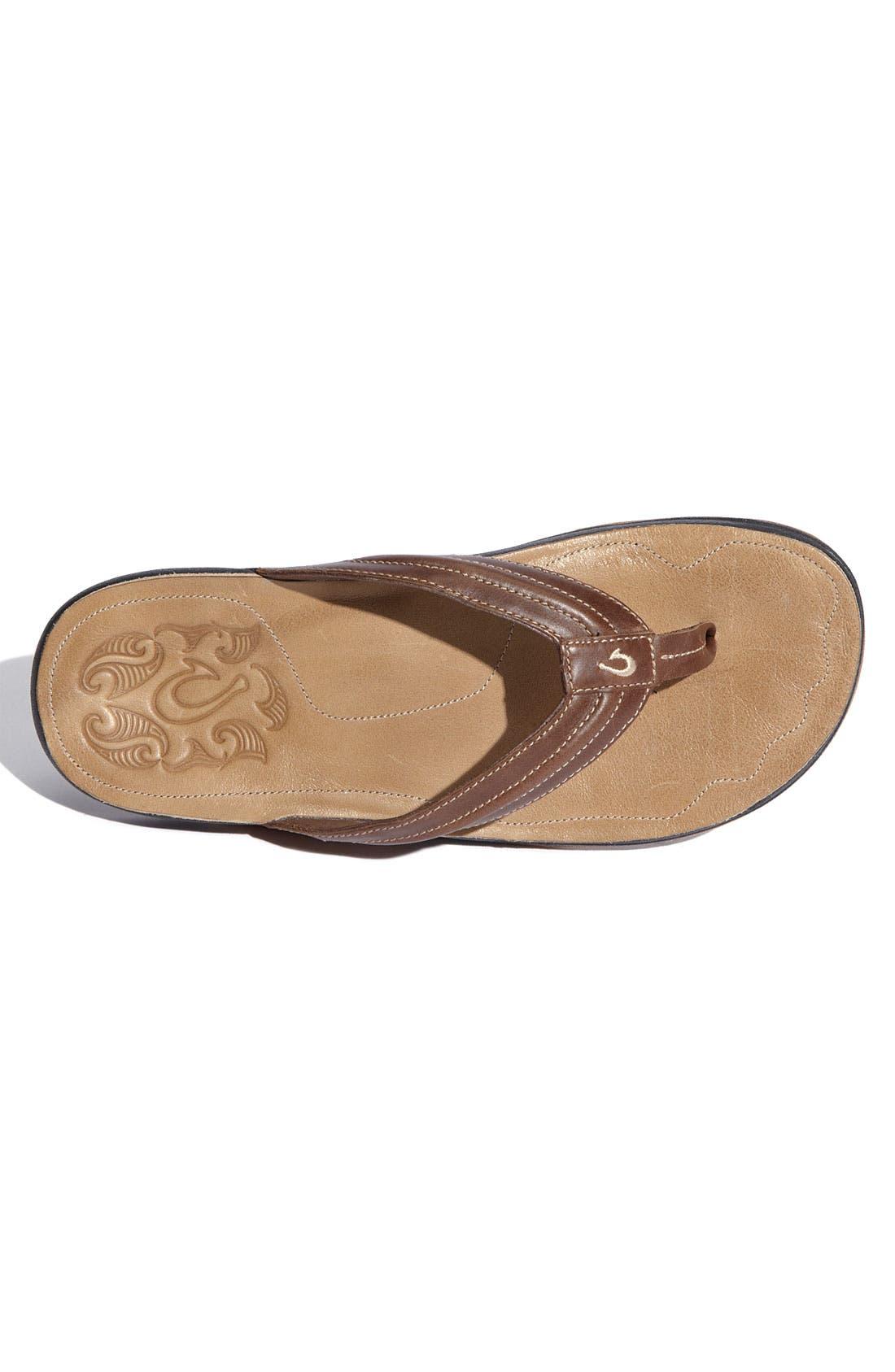 Alternate Image 3  - OluKai 'Moko' Flip Flop (Online Only)